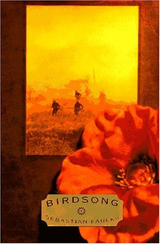 Book cover from By Sebastian Faulks - Birdsong (1996-02-21) [Hardcover] by Sebastian Faulks
