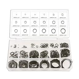 Ansen Tools AN-241  Snap Ring Assortment, 300-Piece