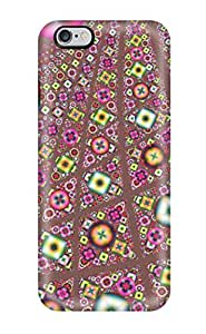 New Diy Design Funky Pink Pattern For Iphone 6 Plus Cases Comfortable For Lovers And Friends For Christmas Gifts