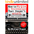 How to Write a Screenplay That Doesn't Suck and Will Actually Sell: Book 1 of the ScriptBully Screenwriting Series (ScriptBully Book Series)