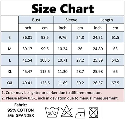 AIOPR WOMEN'S SHORT SLEEVE CASUAL TUNIC TOPS CREWNECK COLOR BLOCK COMFY T SHIRTS BLOUSES