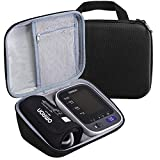 PAIYULE Carrying Case for Omron 10 Series BP785N / BP786 / BP786N Wireless Upper Arm Blood Pressure Monitor -Black
