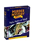 Murder Mystery Party Games - Pasta, Passion & Pistols