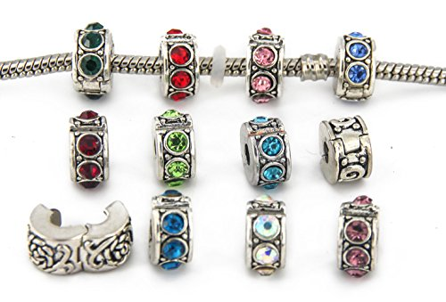 Yeshan Antique Silver Stopper O rings