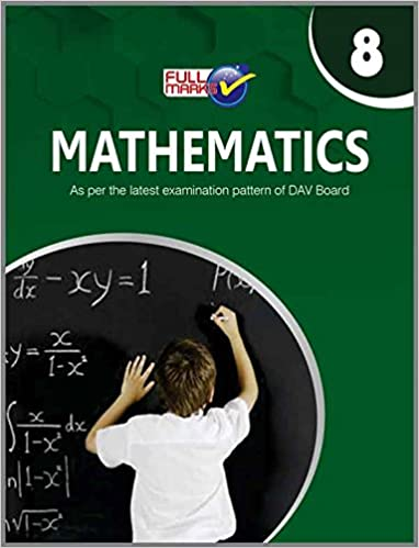 DAV Mathematics for Class 8 CBSE: Amazon in: Team of