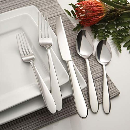 Oneida Eve 20-Piece Flatware Set, Service for 4 by Oneida