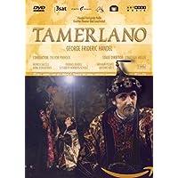 Händel, Georg Friedrich - Tamerlano [Alemania] [DVD]