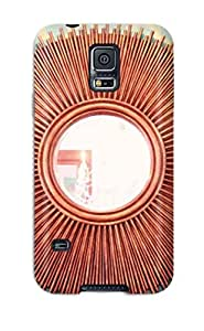 sandra hedges Stern's Shop Best New Fashionable Cover Case Specially Made For Galaxy S5(copper Sunburst Mirror) 2384449K36163974