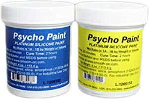 Psycho Paint Silicone Paint Base - 8 oz. Kit