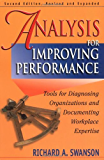 Analysis for Improving Performance: Tools for Diagnosing Organizations and Documenting Workplace Expertise