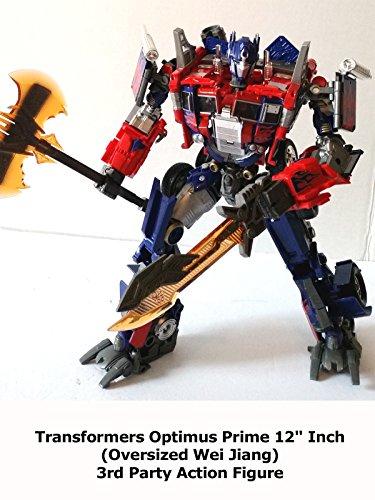 Review: Transformers Optimus Prime 12