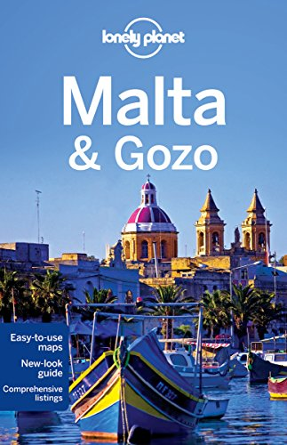 Lonely Planet Malta & Gozo (Travel Guide)