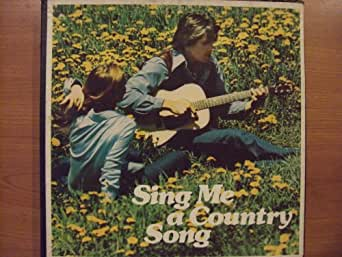 Sing Me A Country Song Box Set 6 Lp S Johnny Cash