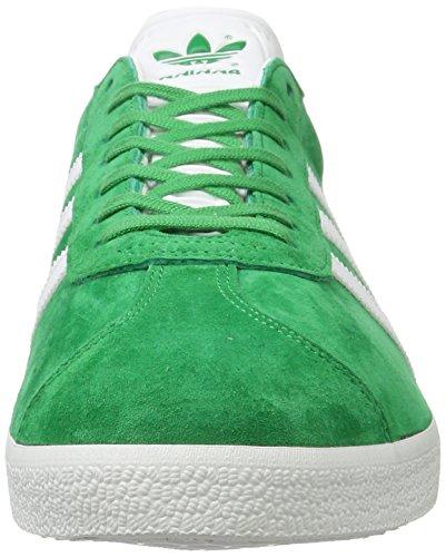 adidas Originals Gazelle Bb54, Scarpe Running Unisex - Adulto Verde (Green/White/ ...