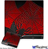 Sony PS3 Slim Skin - Spider Web