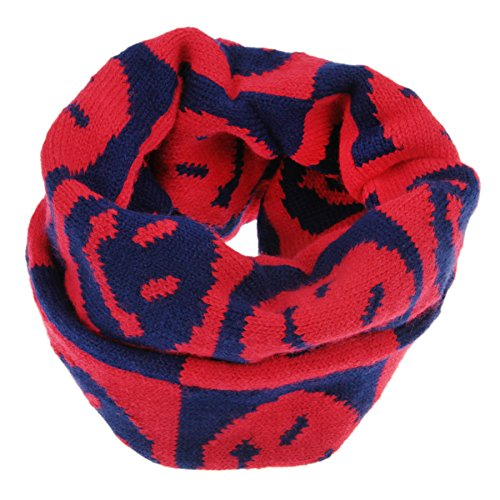 Toddler Knitted Scarves Neckerchiefs Christmas