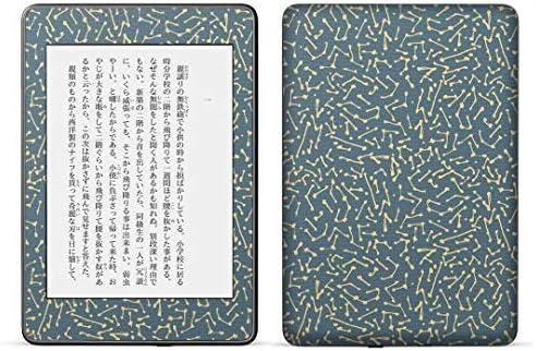 igsticker kindle paperwhite 第4世代 専用スキンシール キンドル ペーパーホワイト タブレット 電子書籍 裏表2枚セット カバー 保護 フィルム ステッカー 050686