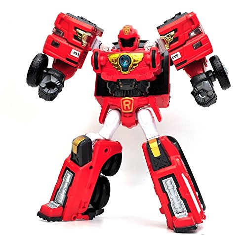 Amazon Com Tobot R Transformer Korean Animation Robot Character By