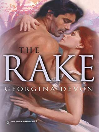 book cover of The Rake