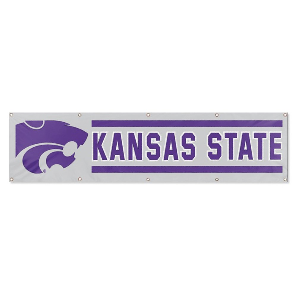 Party Animal Officially Licensed 8x2 NCAA College Banner
