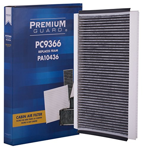 PG Cabin Air Filter PC9366 | Fits 2007-09 Dodge Sprinter 2500, 2003-09 Sprinter 3500, 2007-18 Freightliner Sprinter 2500, 2007-18 Sprinter 3500, 2010-18 Mercedes-Benz Sprinter - Dodge Sprinter 2008 Van