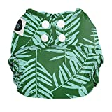 Imagine Baby Products Newborn Diaper Cover, Snap, Palm Beach