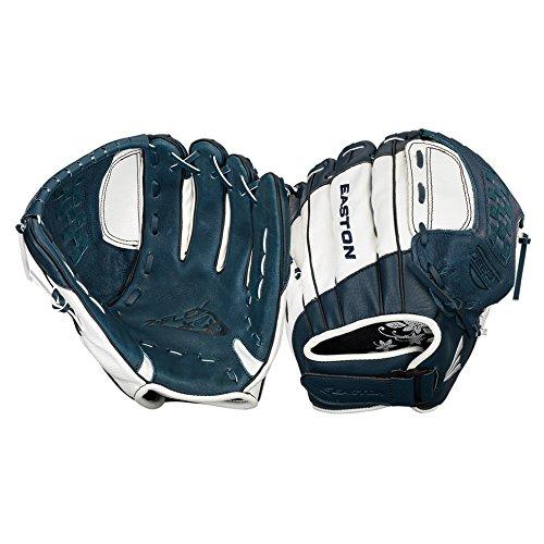 イーストンz-flex Fastpitch zfxfp1200 Nywh Left Hand Throw 12 inユースソフトボールパターン B01J2GBU9C