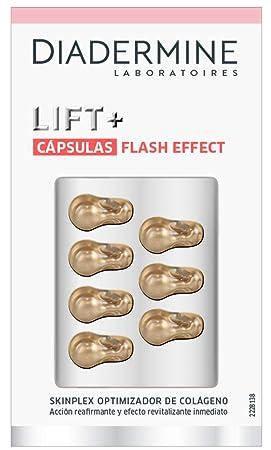 Diadermine - Cápsulas Lift+ Flash Effect - 2 estuches de 7 cápsulas
