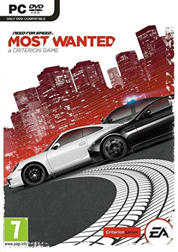 Need for Speed: Most Wanted (PC-DVD Version)