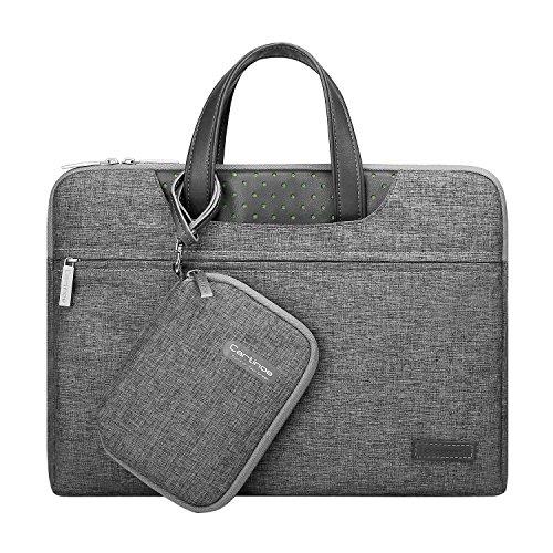 Cartinoe 15-15.6 Inch Laptop Sleeve, Portable Slim Ultrabook Notebook Carrying Case Handbag for Apple Macbook Pro 15.4 inch (2016 Released), Macbook Air 15.4