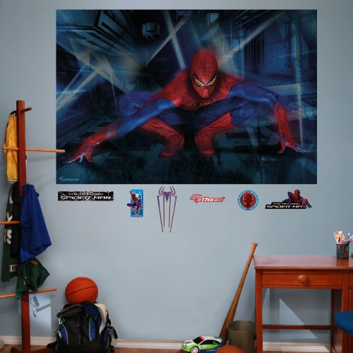 The Amazing Spider-Man Wall Decals/ Wall Sticker - 8