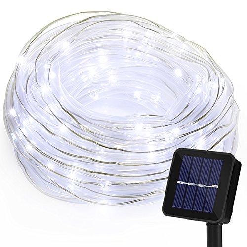 41 opinioni per 10m Catena Luminosa Energia Solare con