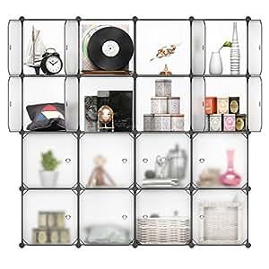 Langria armario modular estanter a por m dulos armario - Armarios por modulos ...