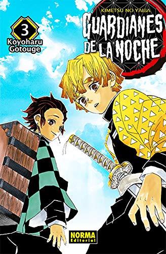 GUARDIANES DE LA NOCHE 3 por Koyoharu Gotouge,Victor Gomà