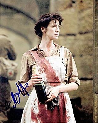 CAITRIONA BALFE - Outlander AUTOGRAPH Signed 8x10 Photo C