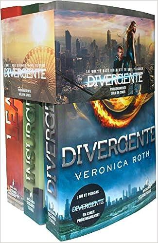 Pack trilogia Divergente Divergente / Insurgente / Leal: Amazon.es: Libros