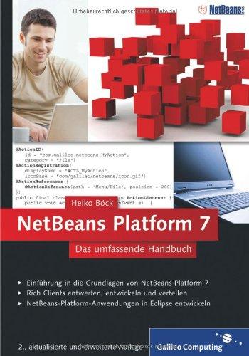 NetBeans Platform 7   Das Umfassende Handbuch