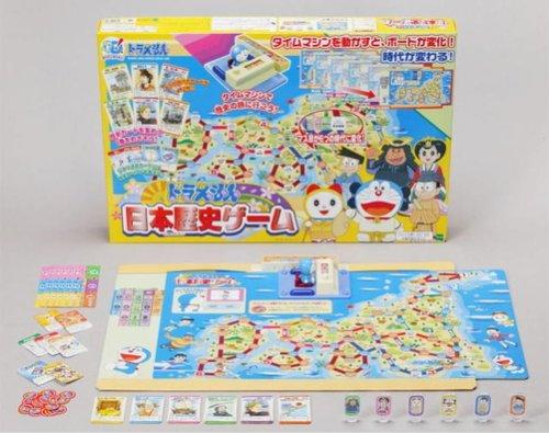ドラえもん 日本歴史ゲームの商品画像