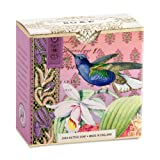 Michel Design Works Hummingbird Little Shea Butter Soap, 3.5 Ounce (Pack of 2)