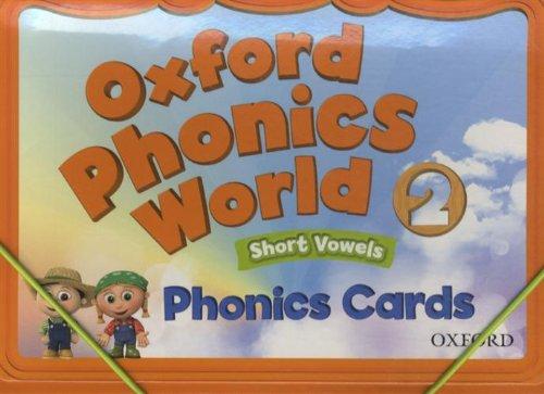 Download Oxford Phonics World: Level 2: Phonics Cards PDF