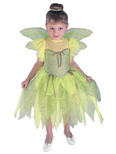 [Tinker Bell Costume - Medium] (Tinkerbell Fairy Costumes For Women)