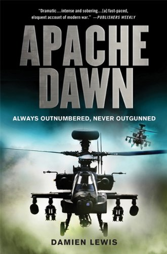 Afghan American Book Great (Apache Dawn: Always Outnumbered, Never Outgunned)