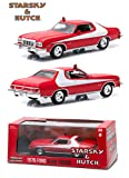 New 1:43 HOLLYWOOD - STARSKY & HUTCH - RED 1976 FORD GRAN TORINO Diecast Model Car By Greenlight