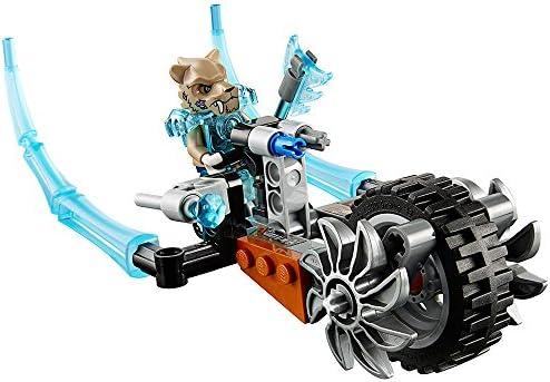 LEGO Legends of Chima - Juego de construcción, 161 Piezas (70220)