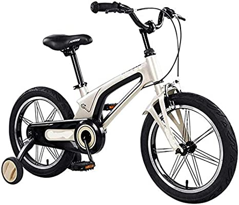 KEMANDUO Bicicletas para niños con Ruedas de Entrenamiento/de la ...