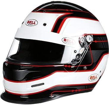 BELL Helmets 1420025 K1 Pro Helmet SA2015 Certified Size 7-1/2 (Metric