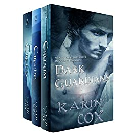 Dark Guardians Trilogy: Cruxim, Creche & Creed Dark Fantasy Box Set by [Cox, Karin]
