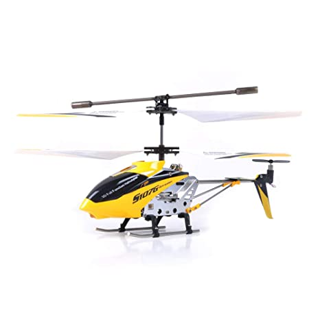 Tenergy Syma S107/S107G R/C Helicopter - Yellow