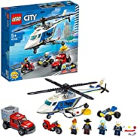 LEGO® City Police Politiehelikopter achtervolging - 60243