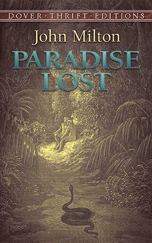 Paradise Lost (Dover Thrift Editions)